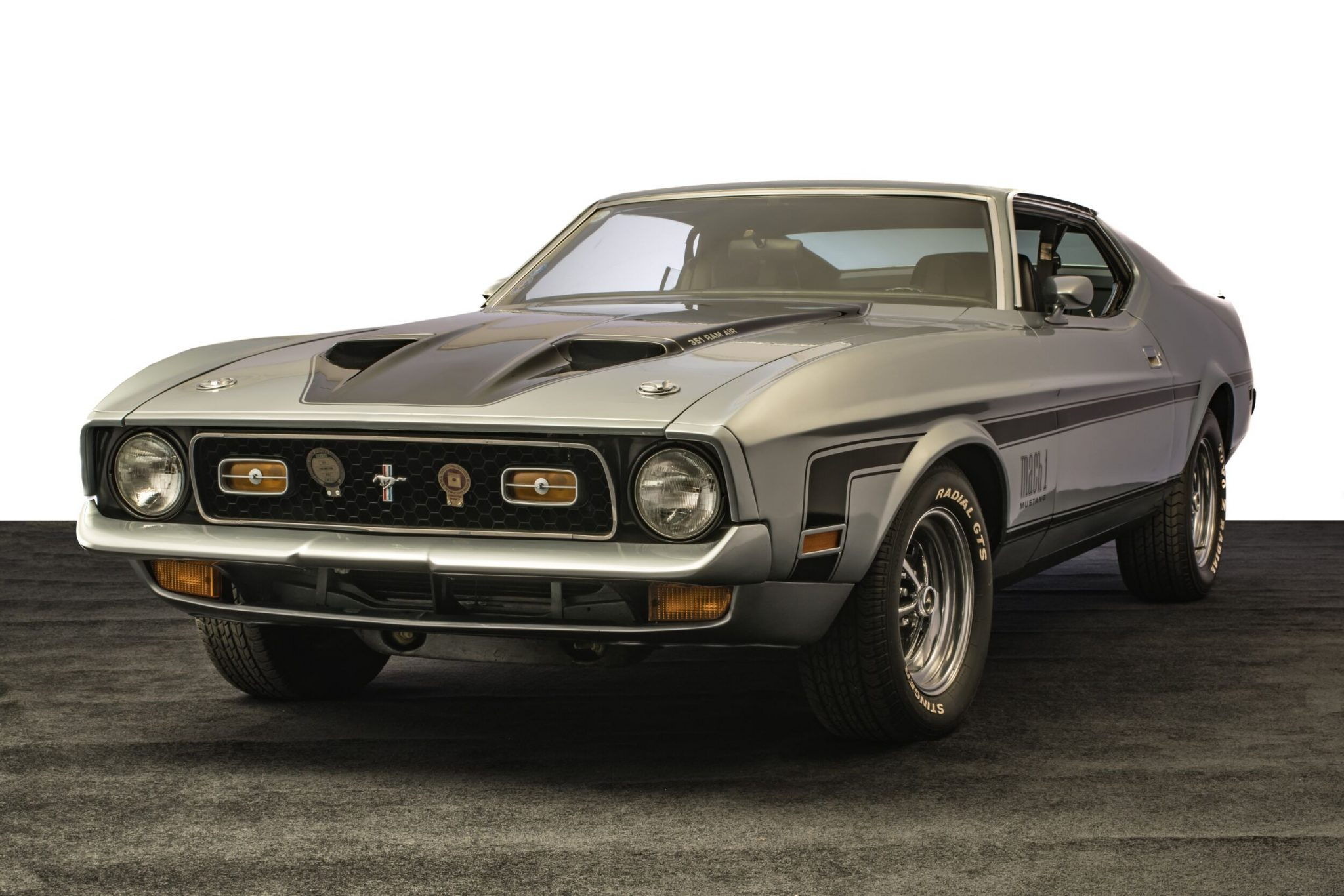1971 Ford Mustang Mach 1 Sports And Gt Classics